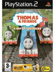 Blast Games Thomas & Friends A Day at the Races [EyeToy Camera Bundle] (PS2)