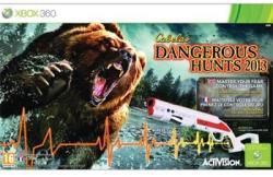 Activision Cabela's Dangerous Hunts 2013 [Top Shot FearMaster Bundle] (Xbox 360)