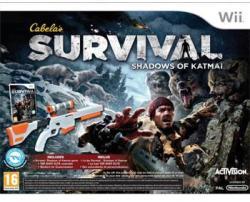 Activision Cabela's Survival Shadows of Katmai [Top Shot Elite Bundle] (Wii)