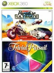 Electronic Arts Burnout Paradise The Ultimate Box + Trivial Pursuit (Xbox 360)