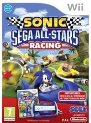 SEGA Sonic & SEGA All-Stars Racing [Wheel Bundle] (Wii)