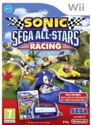 SEGA Sonic & SEGA All-Stars Racing [Wheel Bundle] (Wii)