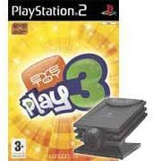 Sony EyeToy Play 3 [EyeToy Camera Bundle] (PS2)