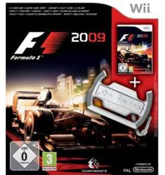 Codemasters F1 Formula 1 2009 [Wheel Bundle] (Wii)
