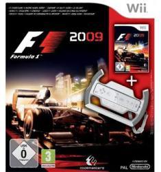 Codemasters F1 Formula 1 2009 [Wheel Bundle] (Wii)