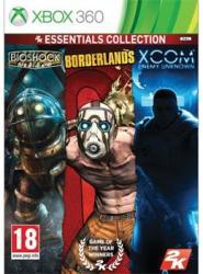 2K Games 2K Essentials Collection: BioShock + Borderlands + XCOM Enemy Unknown (Xbox 360)