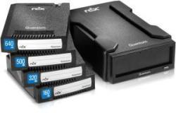 Quantum RDX 500GB Data Cartridge (MR050-A01A)