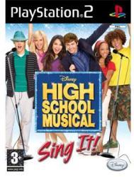 Disney High School Musical Sing It! [Microphone Bundle] (PS2)