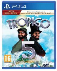 Kalypso Tropico 5 [Limited Special Edition] (PS4)