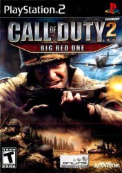 Activision Call of Duty 2 Big Red One [Platinum] (PS2)