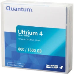 Quantum LTO-4 Ultrium 4 800/1600GB Data Cartridge (MR-L4MQN-01)