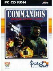 Eidos Commandos Behind Enemy Lines [SoldOut] (PC)
