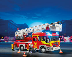Playmobil Masina de pompieri (5362)
