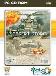 SCi Games Conflict Desert Storm [SoldOut] (PC)