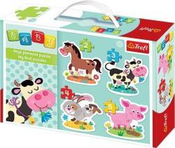 Trefl Baby Classic - A farm állatai (36052)