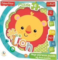 Trefl Baby Fun Fisher-Price Oroszlán (36120)