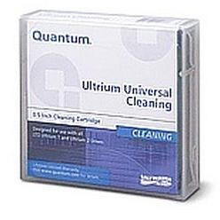 Quantum LTO-1/LTO-2/LTO-3/LTO-4/LTO-5 Cleaning Cartridge (MR-LUCQN-01)