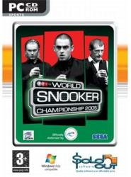SEGA World Snooker Championship 2005 [SoldOut] (PC)