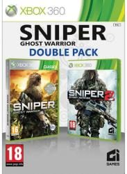 505 Games Double Pack: Sniper Ghost Warrior 1-2 (Xbox 360)