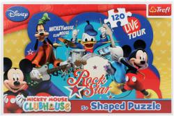 Trefl Mickey egér Rocksztár 120 db-os (39107)