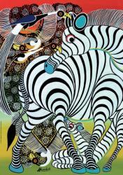 Heye Zebra 1000 db-os