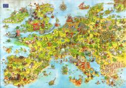 Heye United Dragons of Europe (Degano) 4000 db-os