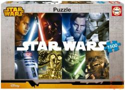 Educa Star Wars 1500 db-os (16312)