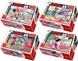 Trefl Mini Puzzle Minnie És Daisy  54db-os (54130)
