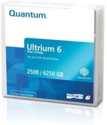 Quantum LTO-6 WORM 2.50TB Data Cartridge (MR-L6MQN-02)