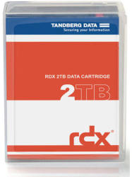 Tandberg Data RDX 2TB Data Cartridge (8731-RDX)