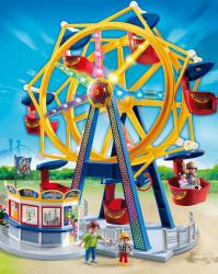 Playmobil Roata Uriasa cu Lumini (5552)