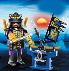 Playmobil Samurai si Armament (4789)