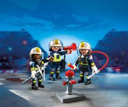 Playmobil Echipa Pompierilor (5366)