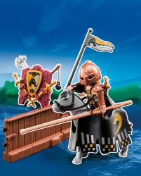 Playmobil Cavalerul Calul Salbatic (5357)