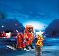 Playmobil Pompierul Fortelor Speciale (5367)
