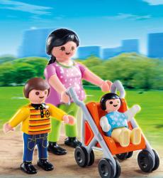 Playmobil Mama si Copilasii (4782)
