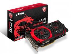 MSI Radeon R9 380 4GB GDDR5 256bit PCIe (R9 380 GAMING 4G)