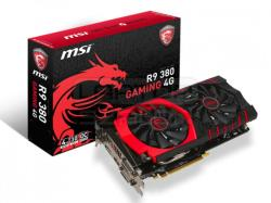 MSI Radeon R9 380 4GB GDDR5 256bit PCI-E (R9 380 GAMING 4G)