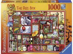 Ravensburger Colin Thompson: A piros doboz 1000 db-os (19398)