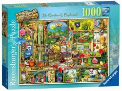 Ravensburger Colin Thompson: A kertész szekrénye 1000 db-os (19498)