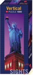 Heye Vertical Panorama Puzzle - Statue of Liberty - Szabadság szobor 1000 db-os (29605)