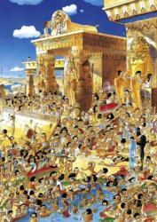 Heye Egypt (Prades) - Egyiptom 1000 db-os (26008)