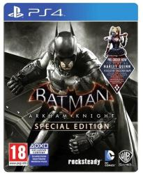 Warner Bros. Interactive Batman Arkham Knight [Special Edition] (PS4)