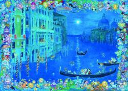 Heye Cats in Venice (Hartmann) 1000 db-os (29695)