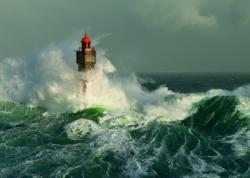 Heye Lighthouse (La Jument) 1000 db-os