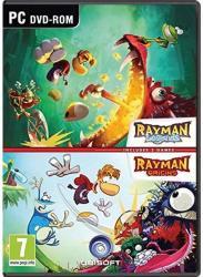 Ubisoft Rayman Legends + Origins (PC)