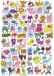 Heye Doodlecats (Burgerman) 1000 db-os (29571)