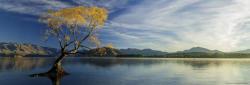 Heye Panoráma Puzzle - Lake Wanaka (Edition Humboldt) 1000 db-os (29673)