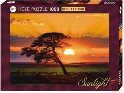 Heye Sunny Tree - Fa a naplementében 1000 db-os (29689)