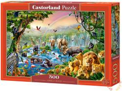 Castorland Folyó a dzsungelben 500 db-os (B-52141)